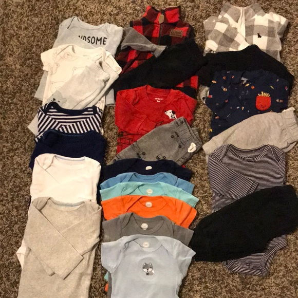 65584ea75752 Carter's Matching Sets | Baby Boy Clothes Size 03 Months | Poshmark